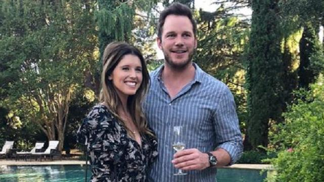 Chris Pratt and Katherine Schwarzenegger are engaged: 'Sweet Katherine, so happy you said yes!'