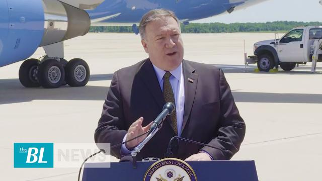 Pompeo Goes To Middle East To Build Coalition Against Iranian Regime, Stop Nuclear Development