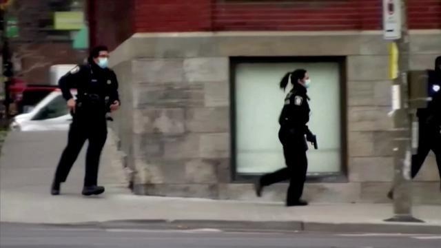 Police evacuate Ubisoft's Montreal office building