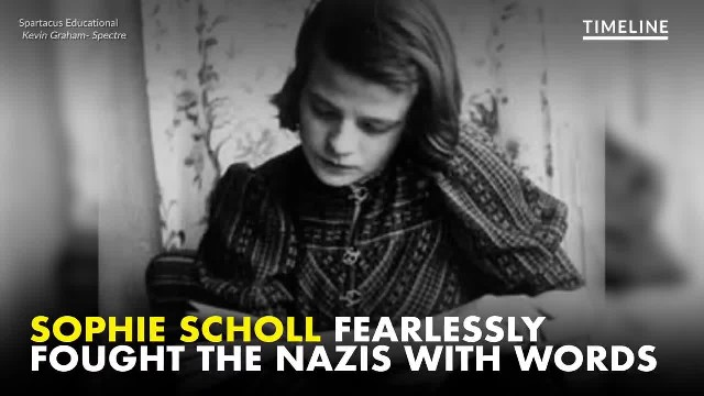 This Young Activist Was Beheaded by the Nazis at age 21 Fighting Against White Supremacy
