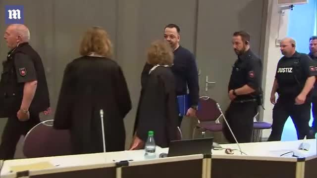 German court sentences serial-killing nurse to life in prison