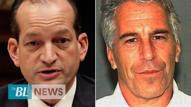 Acosta pressed to resign over ties to Epstein s 2008 plea deal