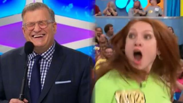 'Price Is Right' catches contestant at the wrong time in hilarious blooper