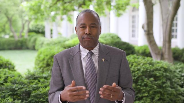 Secretary Carson: This too will pass