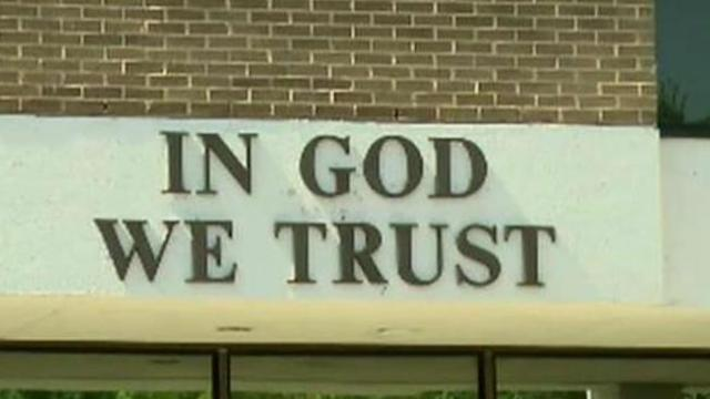 Indiana bill would put 'In God We Trust,' religious studies in public school classrooms