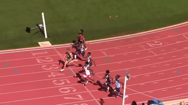 Texas teen runs fastest 100m in high school history, just .40 seconds behind Usain Bolt's world reco