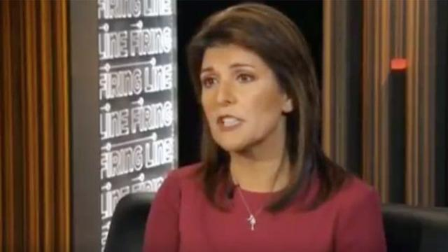 Former U.S. Ambassador Nikki Haley: 'We responded with strength, not fear' to Iranian threat
