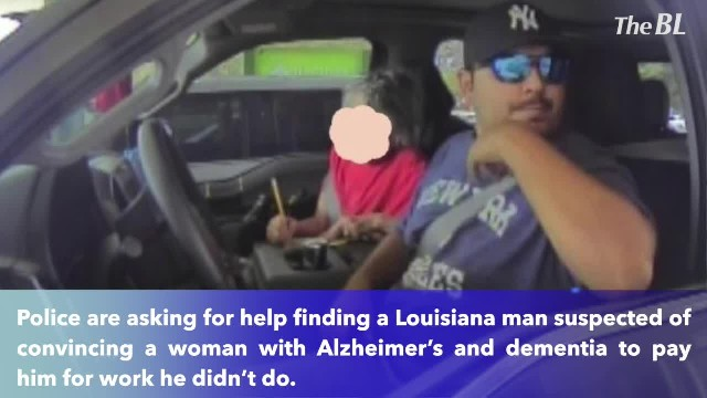 Louisiana man accused of tricking woman with Alzheimer's into paying for work he didn't do