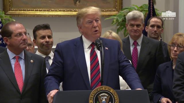 President Trump Delivers Remarks on Ending Surprise Medical Billing