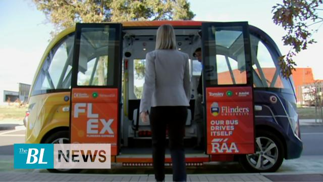 Driverless shuttle service debut on University campus