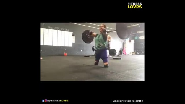 Woman born without arms and legs is the CrossFit workout sensation