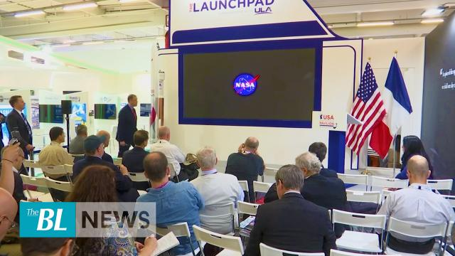 NASA says U.S. will Return to Moon as Stepping Stone to Mars
