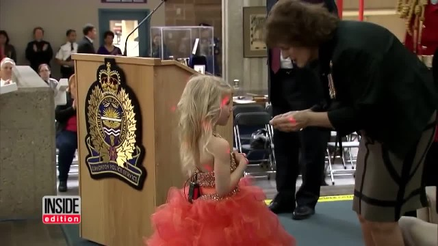 5-Year-Old Hero Gets Medal For Saving Mom and Brother After Car Wreck
