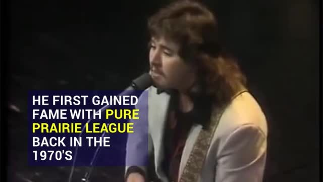Vince Gil was told he can't sing about Jesus, so he steps on stage and belts out famous gospel