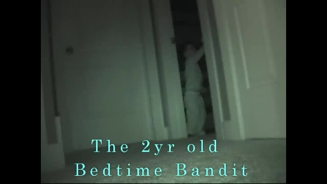 Girl's toys kept disappearing in the middle of the night, parents setup a camera to catch him