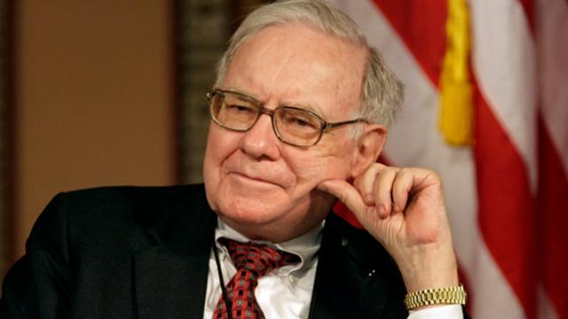 Warren Buffet is worth 88 billion dollars but he still lives in the modest $31,500 home he purchased