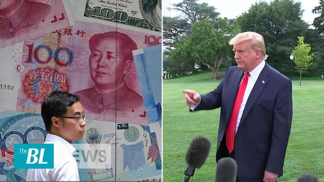 China devalues currency amid new tariffs will it affect US consumers