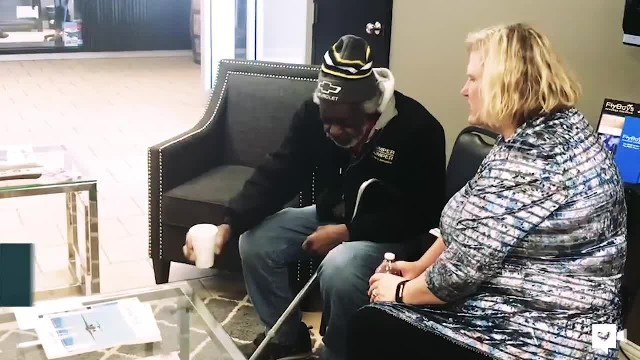 Nurse helps cancer patient fulfill final wish