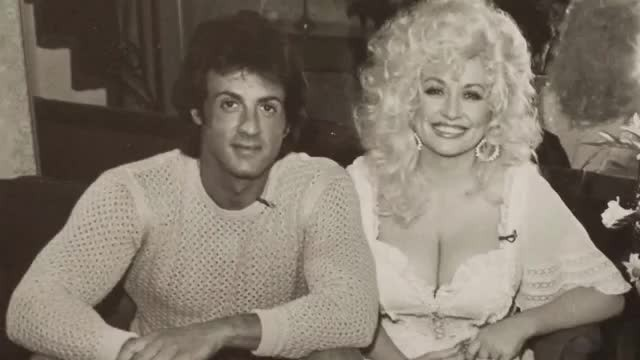Flashback to when  Sylvester Stallone was a country music singer 2