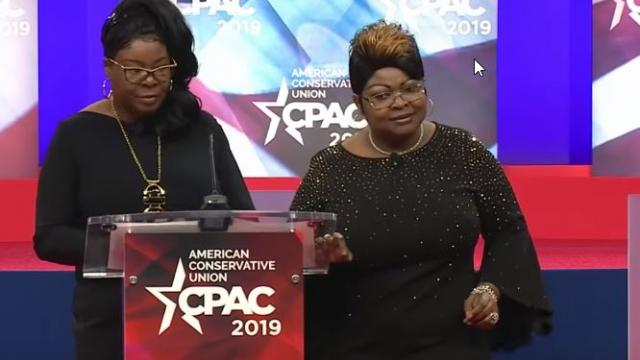 CPAC 2019 - Diamond and Silk