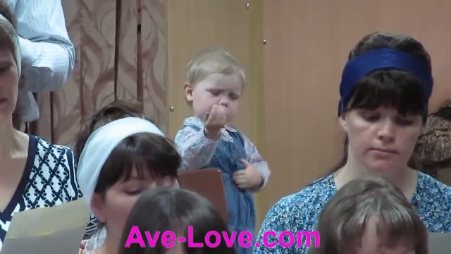 LITTLE GIRL SHOCKS CHURCH MEMBERS, NOBODY SAW IT COMING… WATCH AND SEE