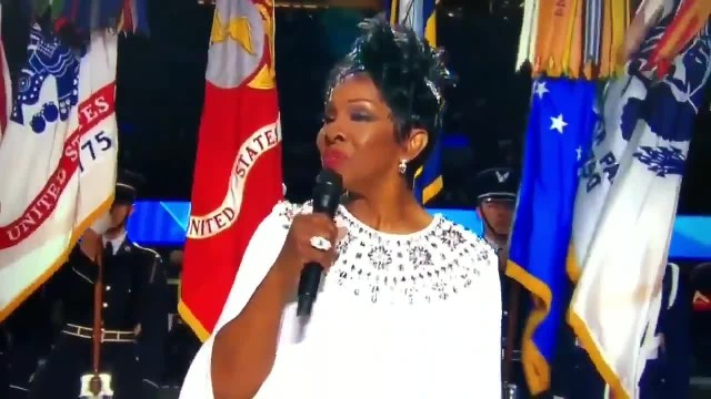 """Empress Of Soul"" Gladys Knight Wows At Super Bowl With Powerful National Anthem"