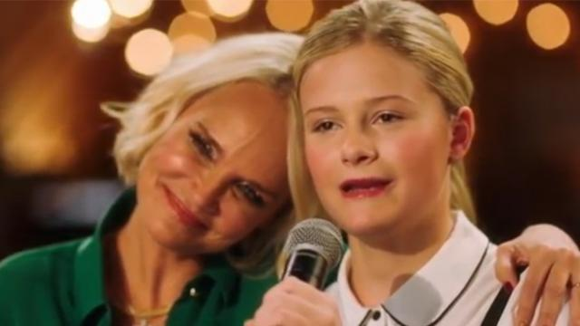 'America's Got Talent' Winner Darci Lynne Farmer Teams Up With Kristin Chenoweth For Touching Duet