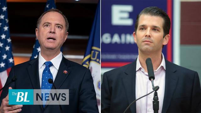 Trump Jr likens Adam Schiff to 'Jussie Smollett of Congress'