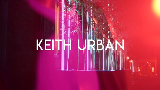 Keith Urban - Parallel Line (Lyric Video)