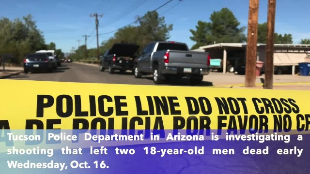 Arizona woman kills 2 suspected home intruders