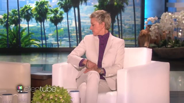 Ellen's Receptionist Interrupts The Show Then Woman Realizes Its About Her Sick Daughter