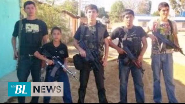 Mexican cartels recruit more children every day