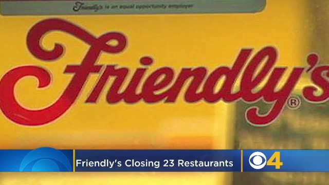 Friendly's closes 23 locations and I can't stop thinking of my childhood