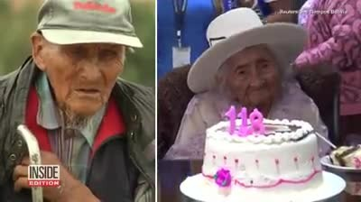 Bolivian Woman Born In 1900 Celebrates Her 118th Birthday By Playing The Lute And Eating Cake