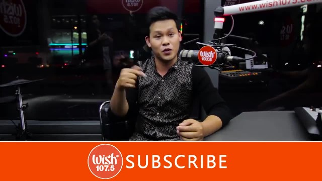 Marcelito Pomoy sings  The Prayer  Celine Dion Andrea Bocelli LIVE on Wish 107 5 Busvia torchbrowser