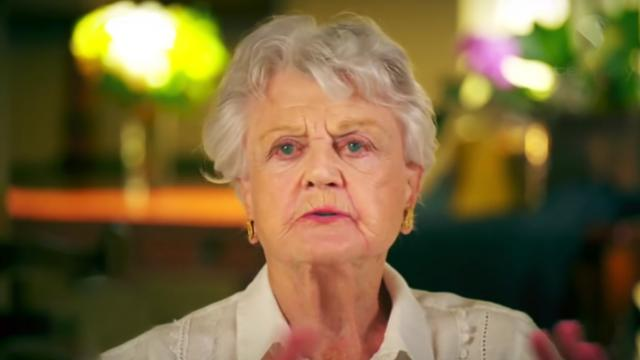 Angela Lansbury reveals that wine and vitamins are the secret to staying healthy at 93
