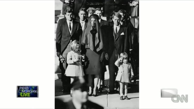 A moment we'll never forget: When toddler JFK Jr. saluted his daddy's casket