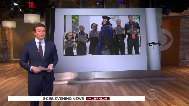 Single mom of 5 passes bar exam after law school graduation photos go viral