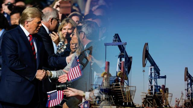 Every leading Democrat running for president, wants to abolish oil and natural gas production
