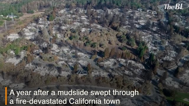 California storms bring fear of devastating mudslides