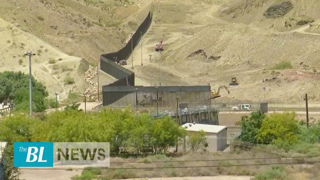 Private border wall build resumes in New Mexico
