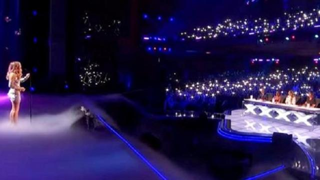 Jackie Evancho returns to stage with Phantom of the Opera song so flawless everyone left breathless