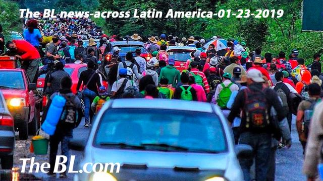 The BL news-across Latin America-01-23-2019