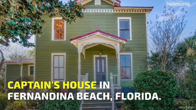 Pippi Longstocking's House for Sale in Florida's Beautiful Fernandina Beach - Southern Living