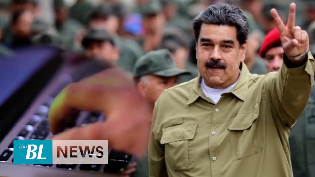 Maduro's cyber troops control the Internet