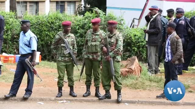 Kenyan President: Attack, Siege on Nairobi Hotel Is Over