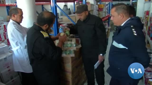 Libyan Authorities Blame Weak Border Allows Trade in Expired Goods