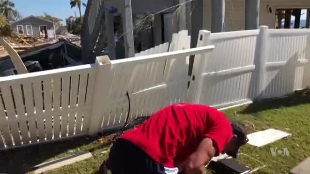 Mexico Beach Begins Recovery After Michael Sweeps Away Most of Town