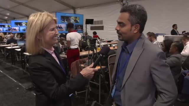 VOA Interview: Pantho Rahaman, Channel i TV