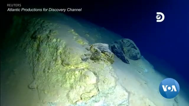 Deep Sea Explorer Finds Life and Garbage in the Mariana Trench